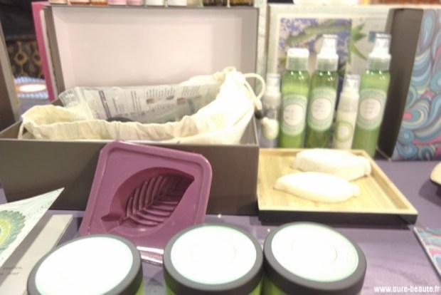 Aroma Zone - Coffret cheveux Liss&Shine