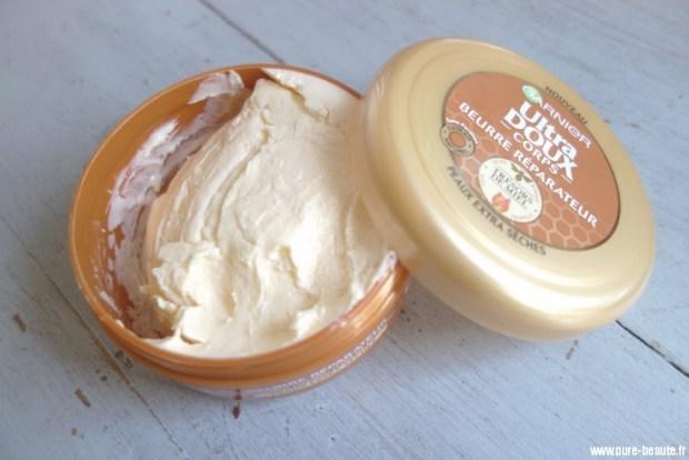 ultra doux corps beurre trésor de miel