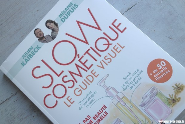 guide slow cosmetique