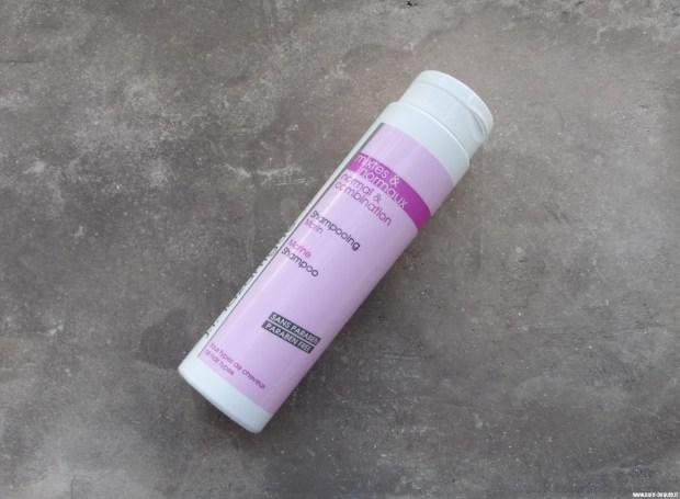 shampoing marin  J.F. Lazartigue.