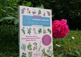 DIY : 250 remèdes naturels à faire soi-même
