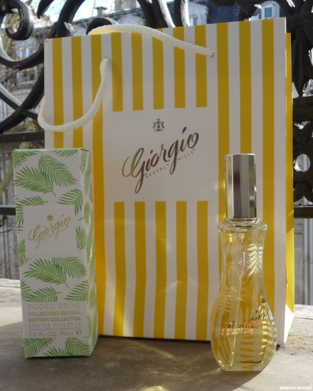Giorgio Beverly Hills® rodeo drive Edition Collector
