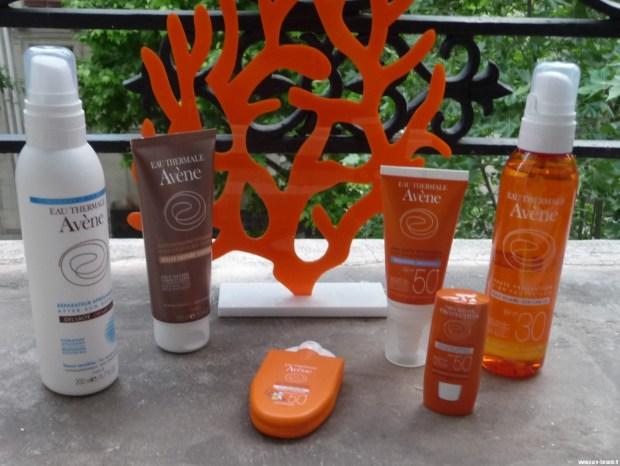 Skin Project Ocean Respect Avène Solaire Gamme complète