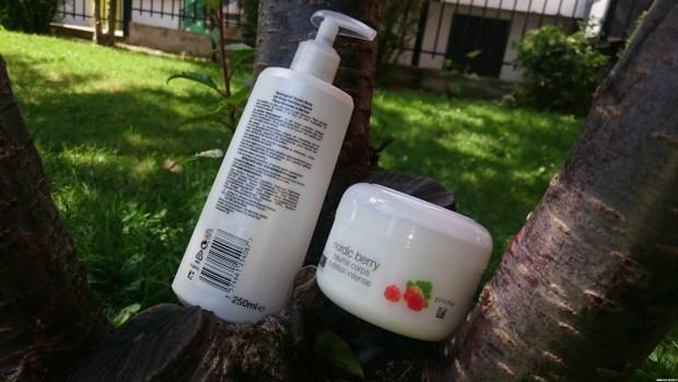 lait et baume neutrogena nordic berry