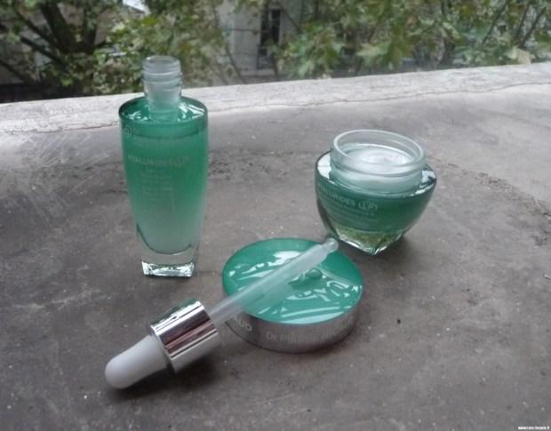 Hyalurides LP : sérum et crème