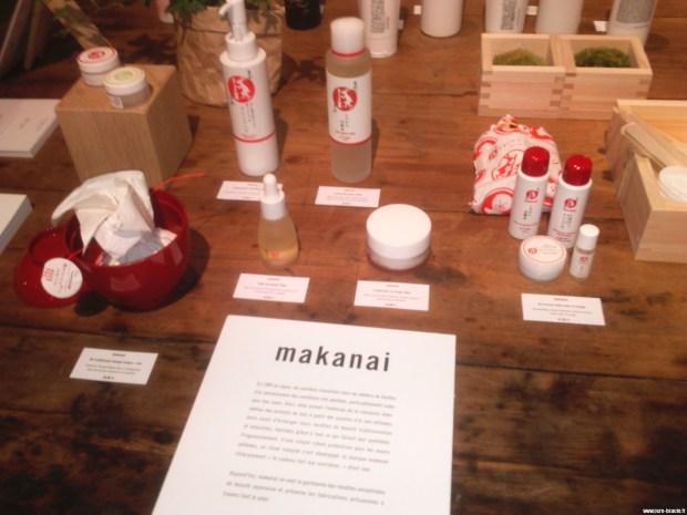 Makanai - Routine visage à la feuille d'or !