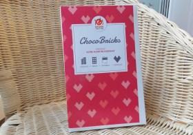 Concours DIY #7 : ChocoBricks, les constructions en chocolat de Kitchen Trotter