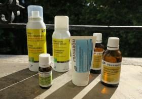 Les huiles essentielles de Pranarôm