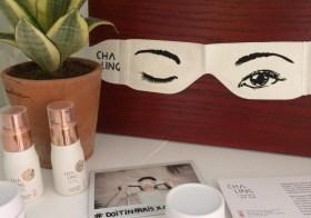 Le Eye Tea Bag de Cha Ling glamourise une vieille astuce grand-mère