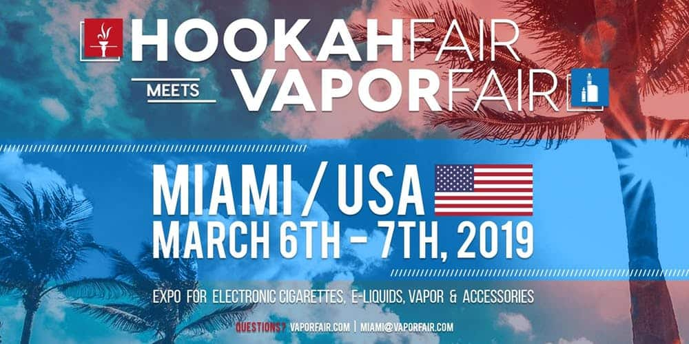 Hookah Vaporfair Miami Energy Drink PURE Energy