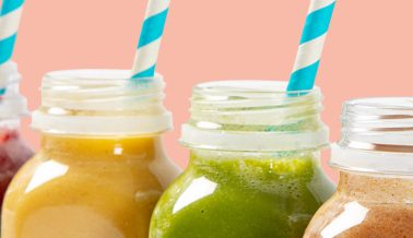 Free Smoothie Monday is here until the end of August