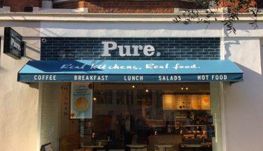 Pure No. 14 – St. Bride Street