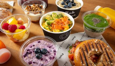 Up to 50% off breakfast at Pure Tooley Street