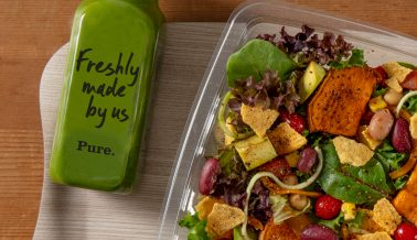 Celebrate National Vegetarian Week at Pure