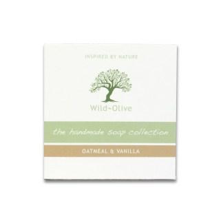 Wild Olive Oatmeal & Vanilla Soap
