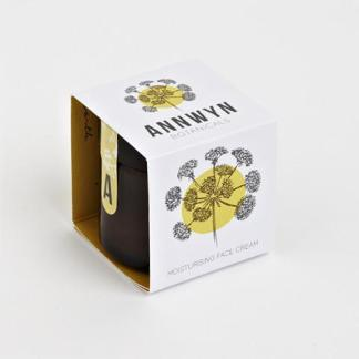 Annwyn Botanicals Moisturising Face Cream