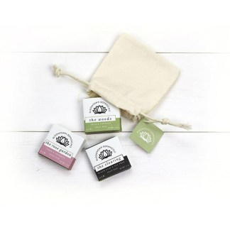 Bloomtown Mini Trio Soap Sampler