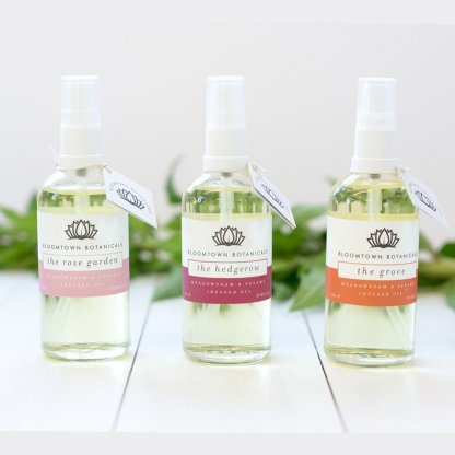 Bloomtown Nourishing Bath and body oil