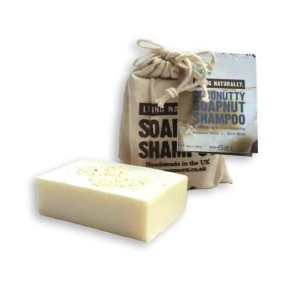 Living Naturally Coconutty Shampoo Bar