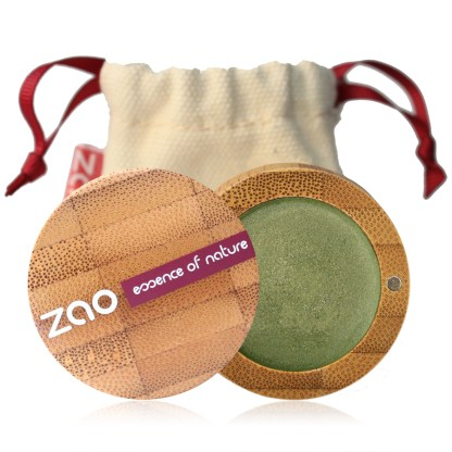 Zao Cream Eye Shadow Colours All Natural 252