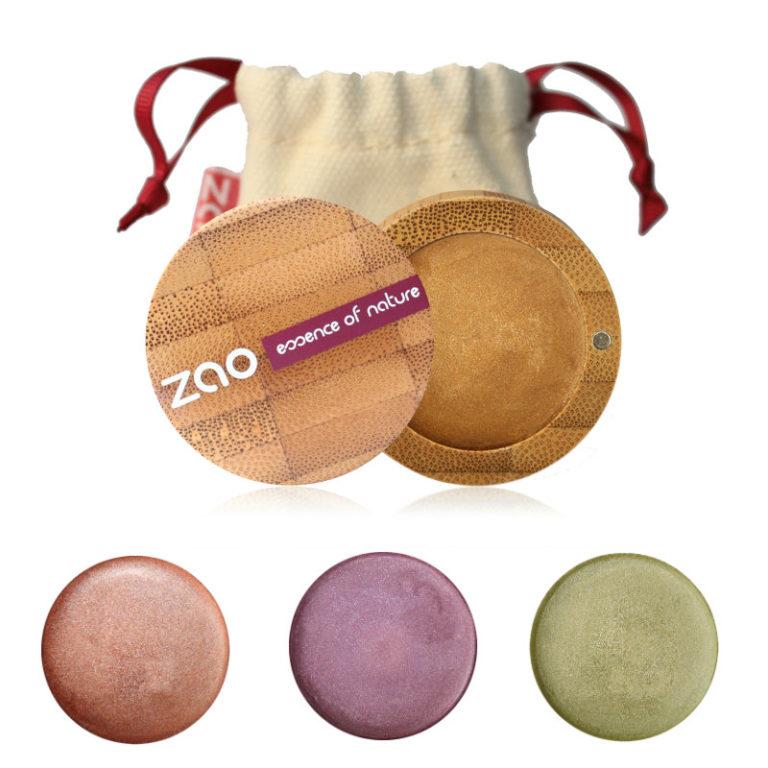 Zao Make up Cream Eyeshadow