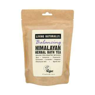 Living Naturally Balancing Himalayan Herbal Bath Tea