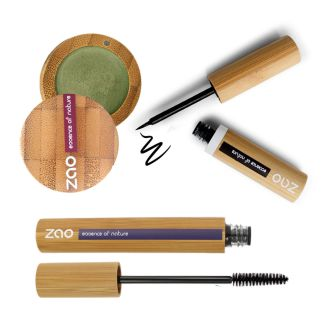 Zao All Natural Vegan Make Up