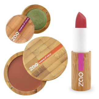 Zao Vegan All Natural Make Up Promotion Package 2