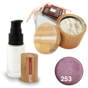 Zao Makeup The Quick Fix Package 253