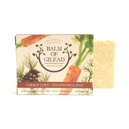 Balm of Gilead Carrotjuice & Cedarwood Pine