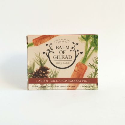 Balm of Gilead Carrot Juice Soap