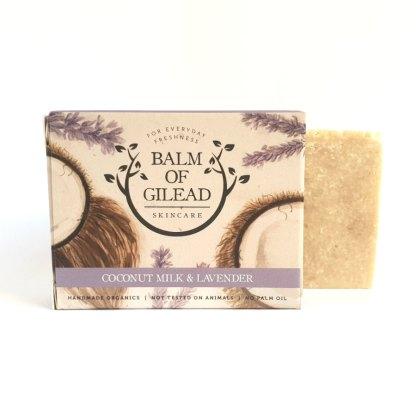 Balm of Gilead Coconut Milk & Lavender