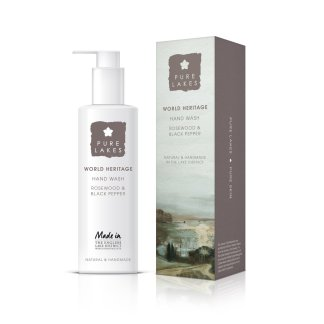 Pure Lakes Rosewood & Black Pepper Hand & Body Lotion & Wash