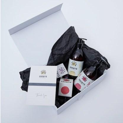 Annwyn Botanicals Thank You Gift Box