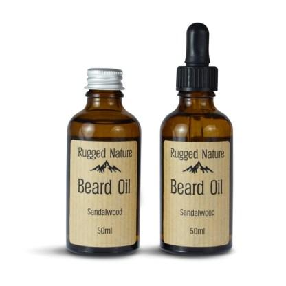 Rugged Nature Natural Beard Oil