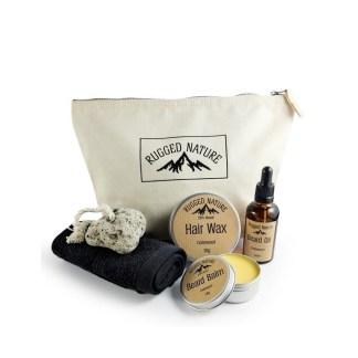 Rugged Nature Natural Wash Gift Set
