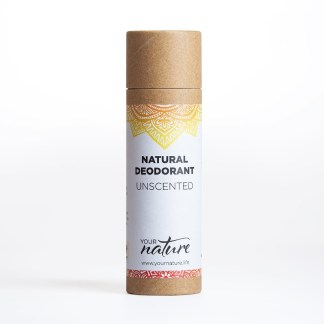 Your Natural Unscented Natural Deodorant