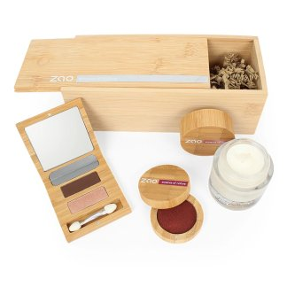 Zao Natural Makeup Gift Set