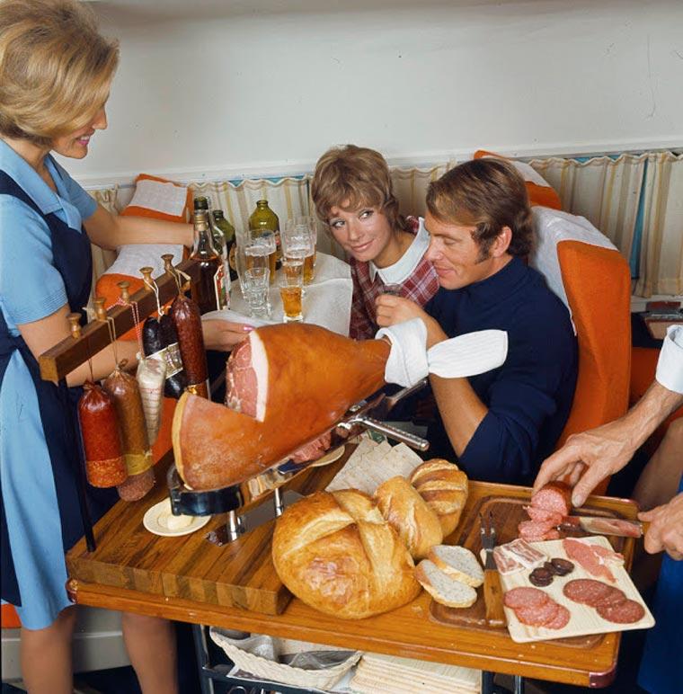 repas en avion 1