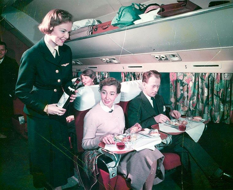 repas en avion 9