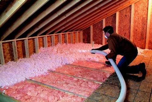attic insulation contractors near me