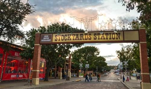 stockyards station Fort Worth TX