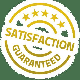 Satisfaction Is Guaranteed