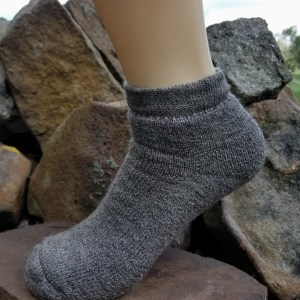 Heavy Weight Grey Reward Ankle