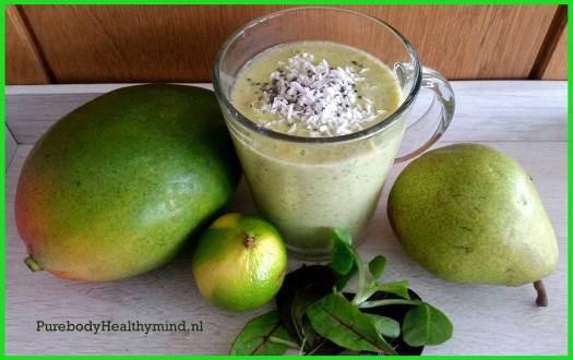 green-clean-mango-peer-limoen