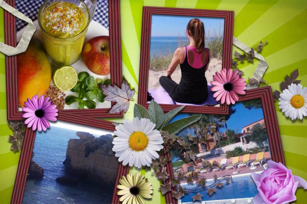 Kom ontspannen en genieten tijdens een heerlijke verwenweek in het hart van de Algarve