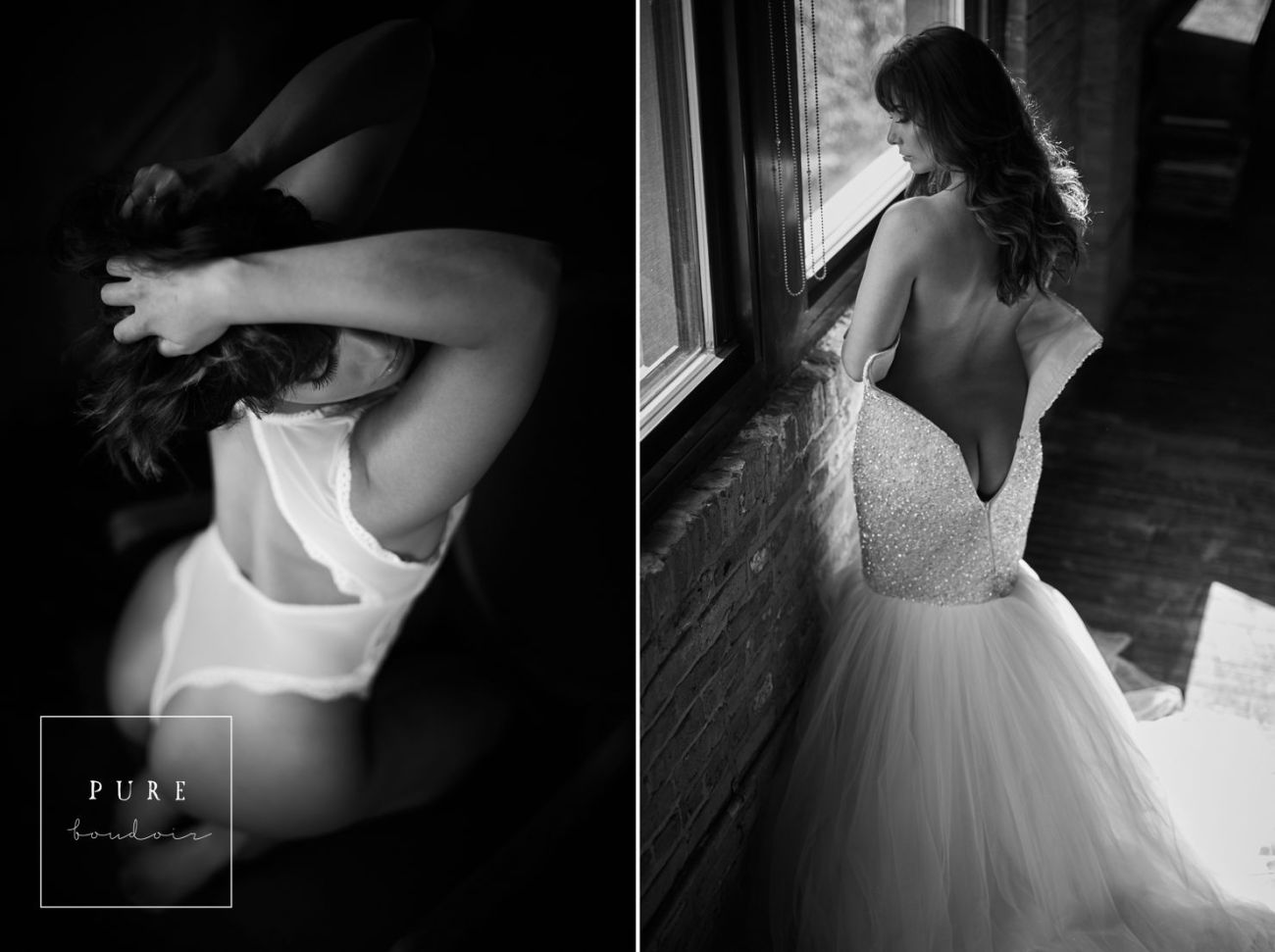 07 chicago boudoir luxury studio bride elegant - Save The Dress.