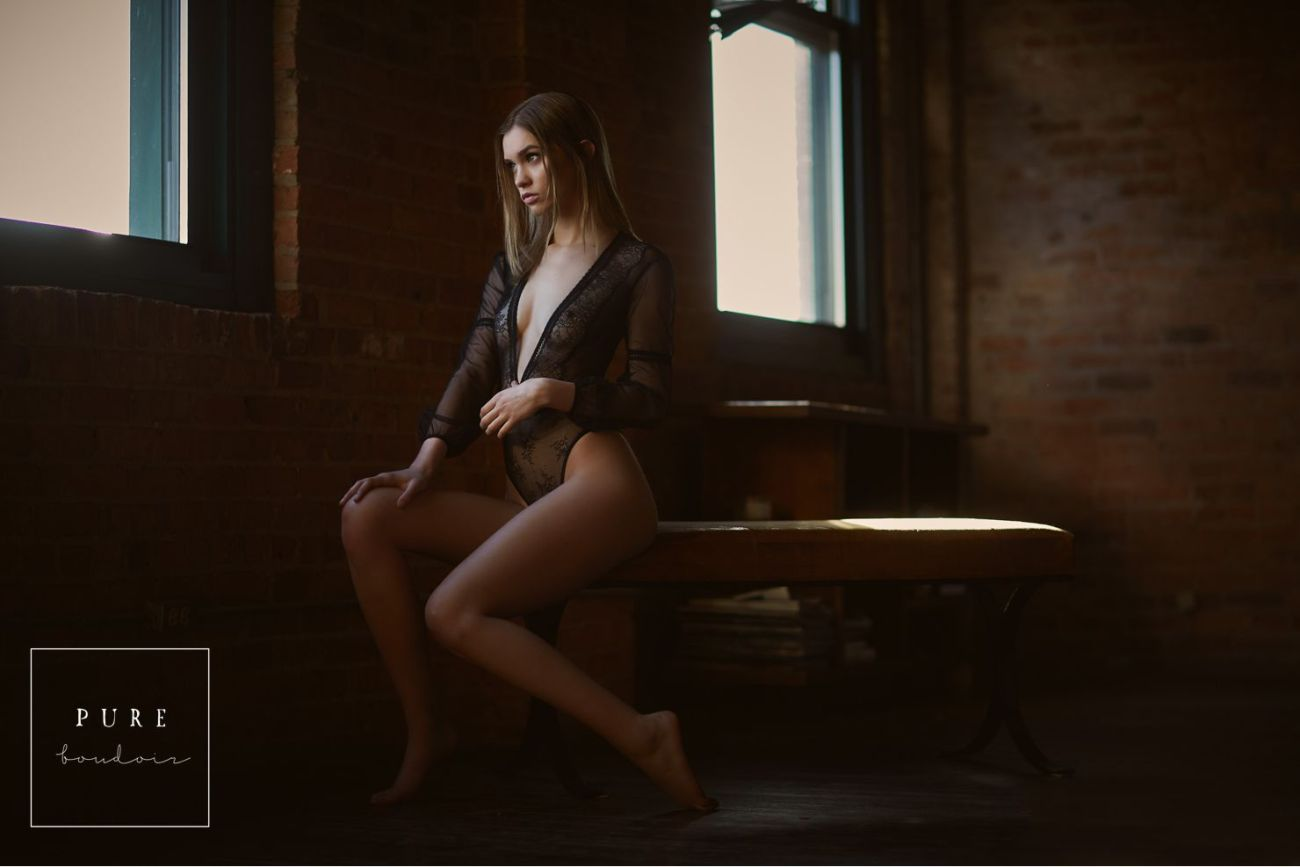 chicago boudoir lingerie sexy classy elegant 1 - A Timeless Gift to Yourself.