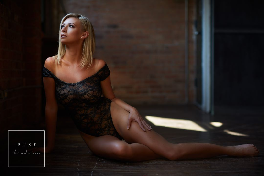 chicago boudoir photography - Natural Light Boudoir Photography - Chicago