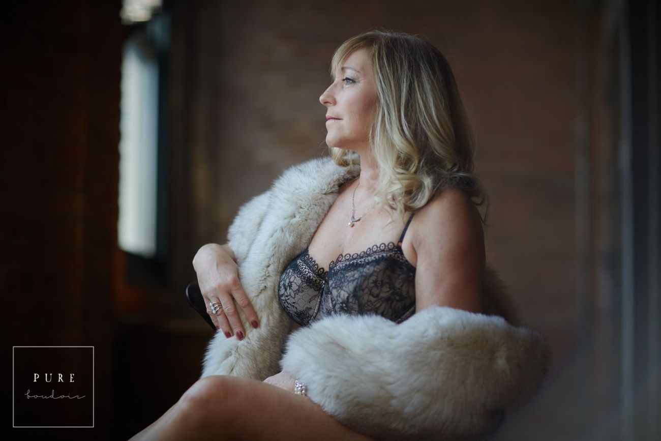 boudoir studio middle age sexy - Middle Age Boudoir Session - Beautiful At Any Age.